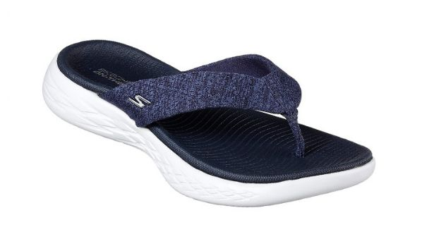 07a8c362 Skechers Womens On-The-GO 600 Preferred - Casual comfort flip flop